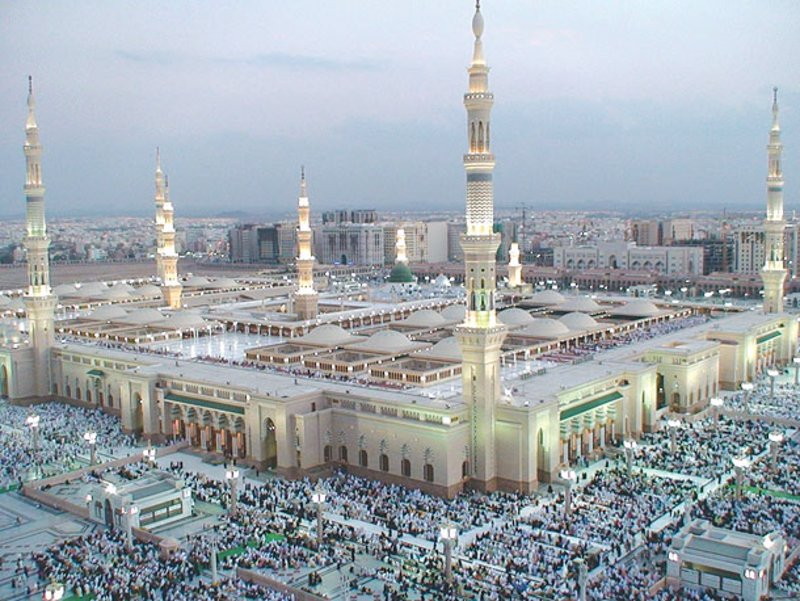 373,081 pilgrims arrive in Medina for Haj
