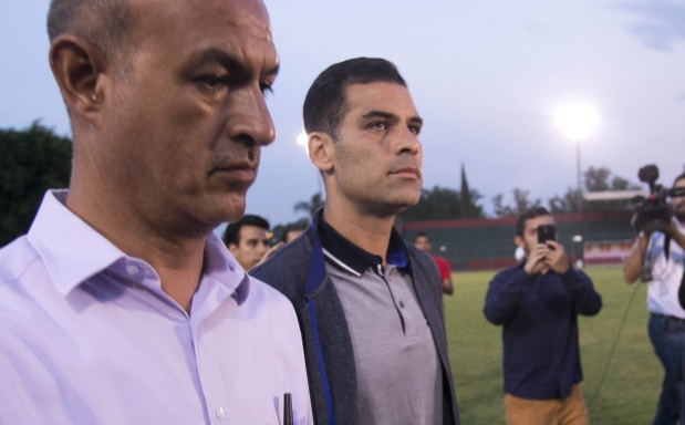 Mexico soccer star Marquez among 22 sanctioned for drug ties