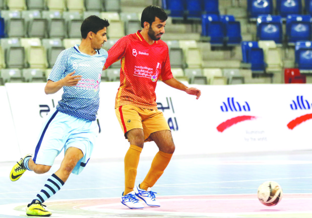 Buri and Muharraq seal exciting draw