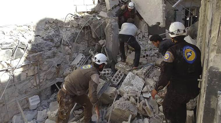 Seven White Helmets members shot dead in northwestern Syria