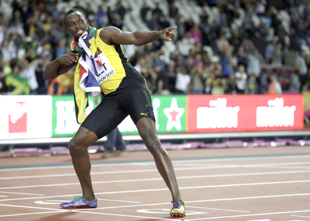 Bolt set to end career on high note