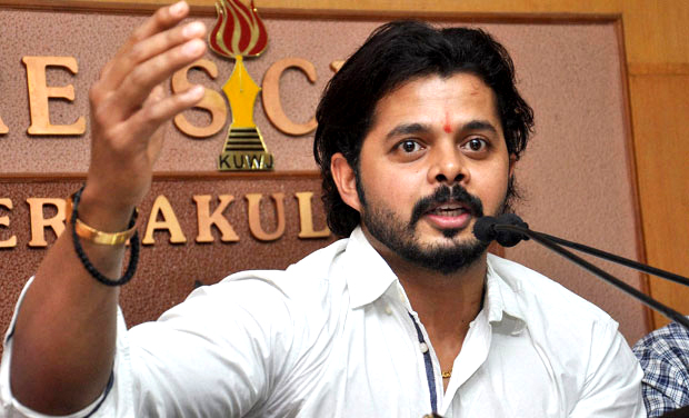 India board out to restore Sreesanth fixing ban