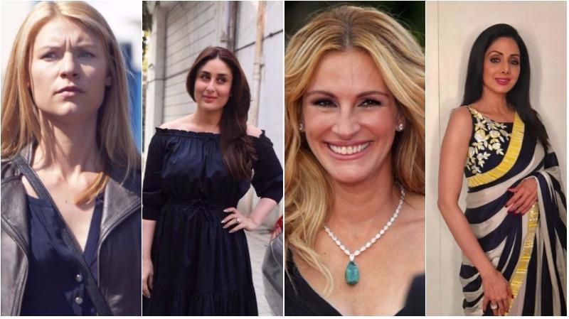Celebs: 12 actors you did not know were PREGNANT during filming