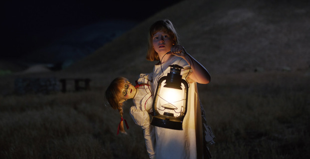 'Annabelle' scares up $35 million, jolting sleepy box office