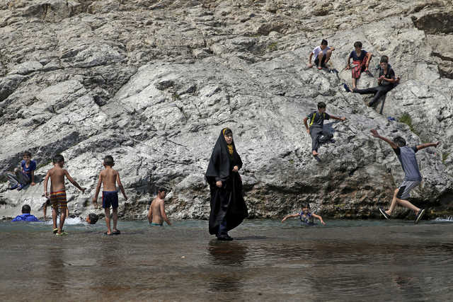 State TV: Flash floods kill 12 in northwest Iran