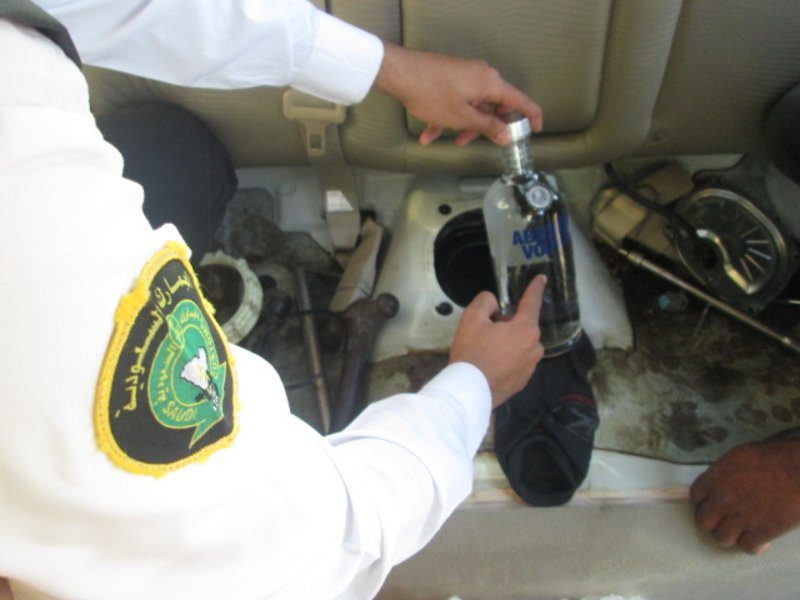PHOTOS: Four smuggling attempts foiled on King Fahd Causeway