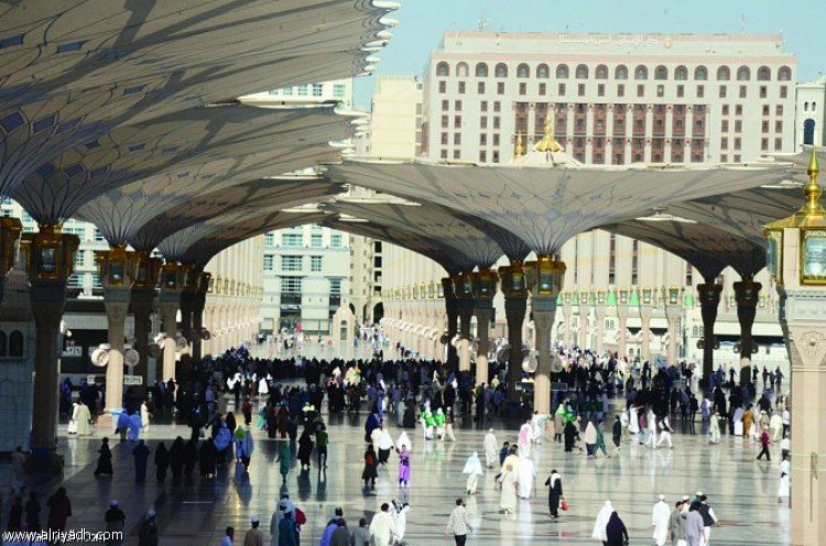 Iraqi woman pilgrim falls to death from Medina hotel