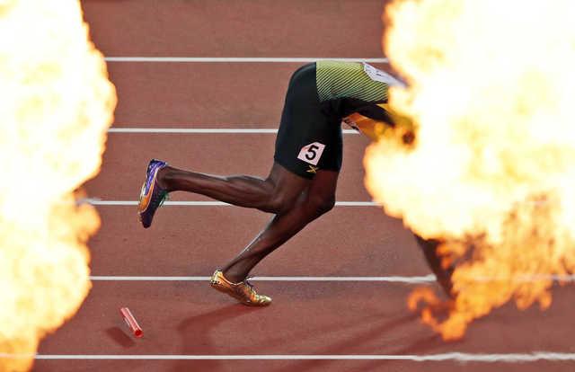 Organisers blamed for Bolt's 'downfall'