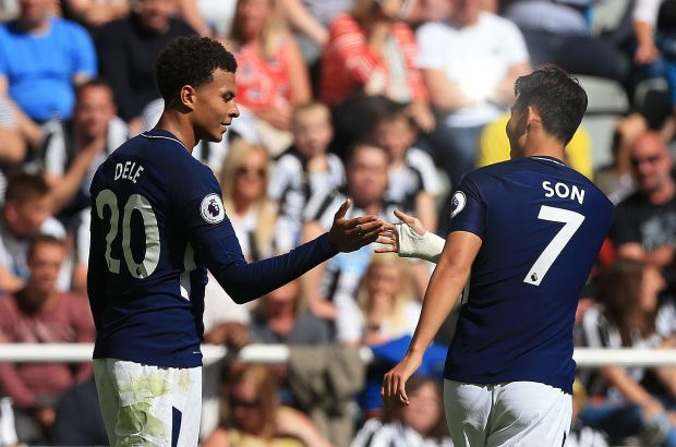 Premier League: Dele Alli shines as Spurs beat 10-man Newcastle 2-0