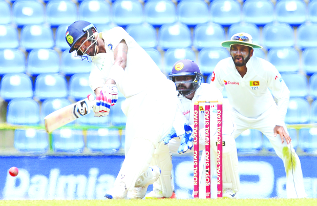 Indians in sight of clean sweep