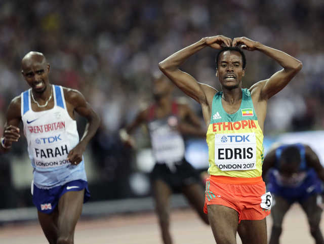 Farah hailed as 'hero' by British press