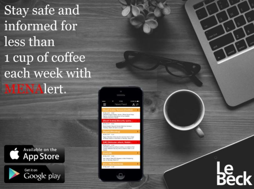 Le Beck launches new security app