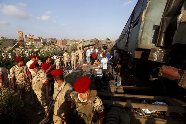 Egypt's railway authority head resigns after fatal crash