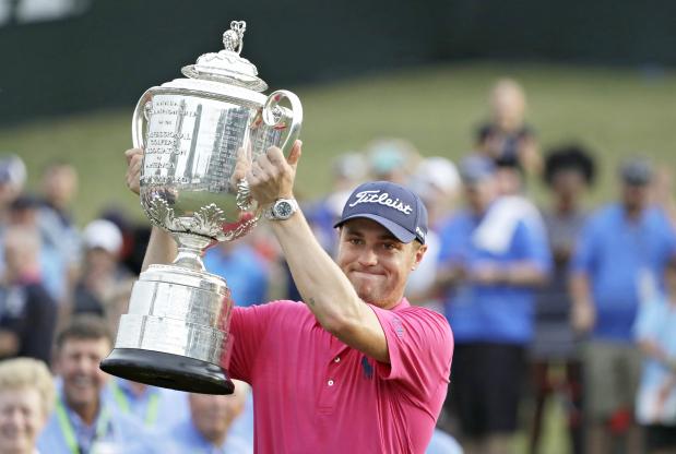 Thomas wins title
