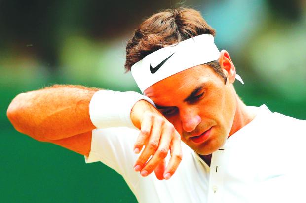 Nadal to regain top spot as Federer withdraws from Cincinnati
