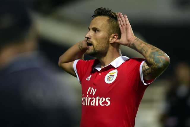 Primeira Liga: Benfica thankful for late Seferovic strike