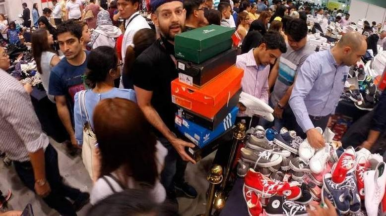 Chance for shoppers to enjoy heavy discounts at big Dubai sale