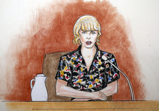 Taylor Swift hopes verdict inspires assault victims