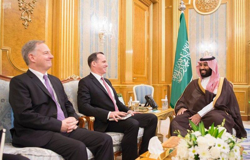 Saudi, US discuss anti-ISIS coordination