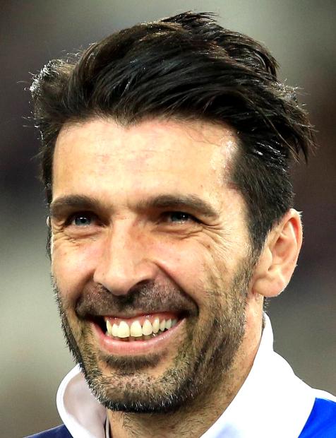 Buffon on Uefa Player of the Year shortlist