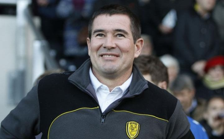 Championship : Clough laughs off talk of Bolt trial