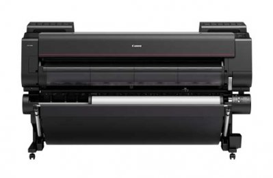 Canon launches new large format printer