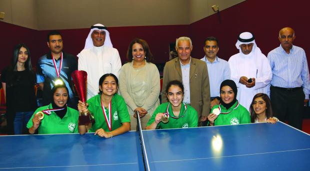 Bahrain Club lift title
