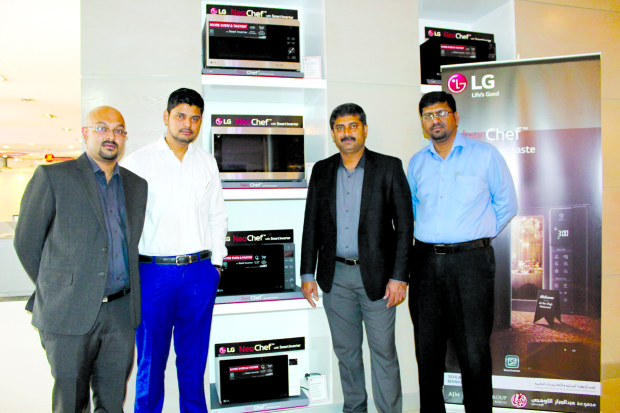 LG introduces NeoChef range of microwaves