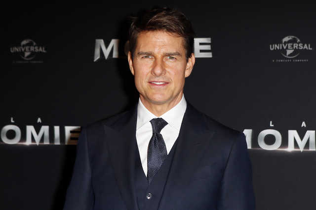 Tom Cruise breaks ankle, shutting down 'Mission: Impossible 6'