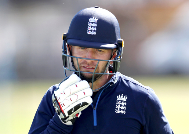 Stoneman only change for England