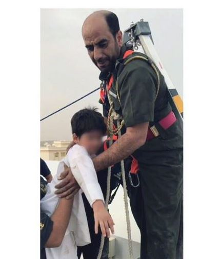 Emirati child survives 20-metre fall in manhole