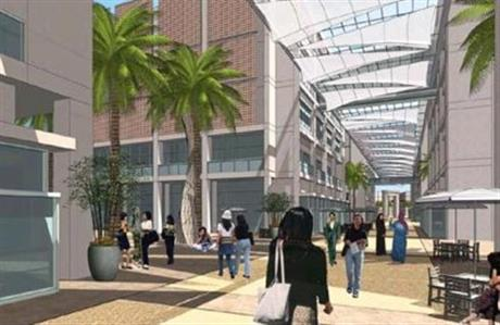 Kuwait university city work to complete in 2019