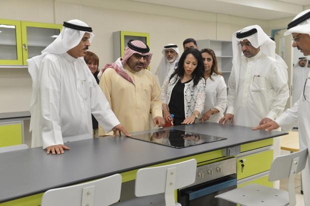 Five new hi-tech schools to open
