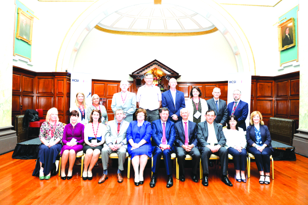 RCSI team attends Dublin event
