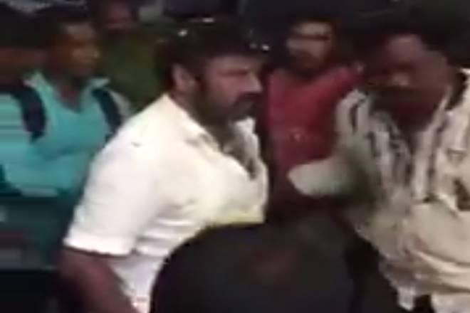 Video shows Telugu star slapping fan, goes viral