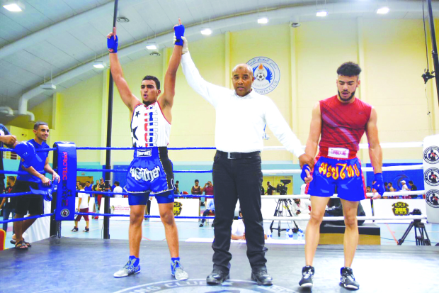 Askar honours boxing and Muay Thai winners