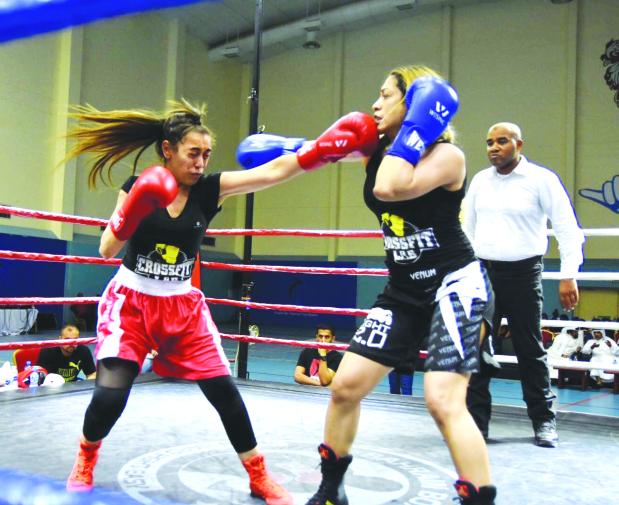 Askar honours boxing and Muay Thai winners