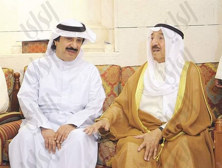 Kuwait leader offers condolences over late actor