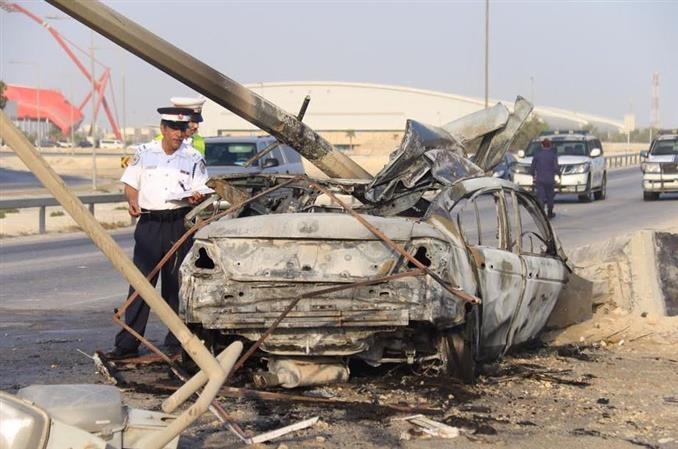 Bahraini teenager killed in horrific crash on December 16 Highway
