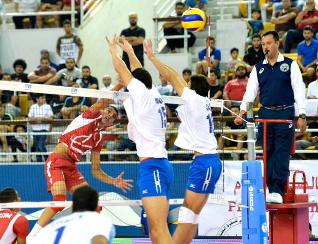 Bahrain get off to dream start in world U19 volleyball