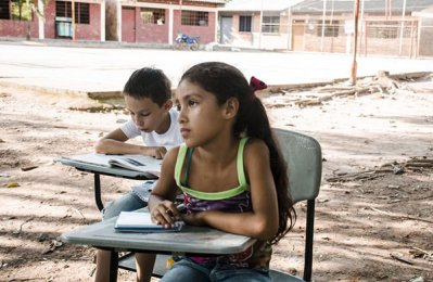 Dubai Cares in drive to educate children in Colombia