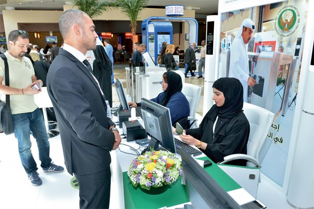 UAE mulls plan to introduce smart services for residence application