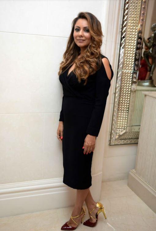 Celebs: Gauri Khan looks younger than SRK, is it Botox magic at work?