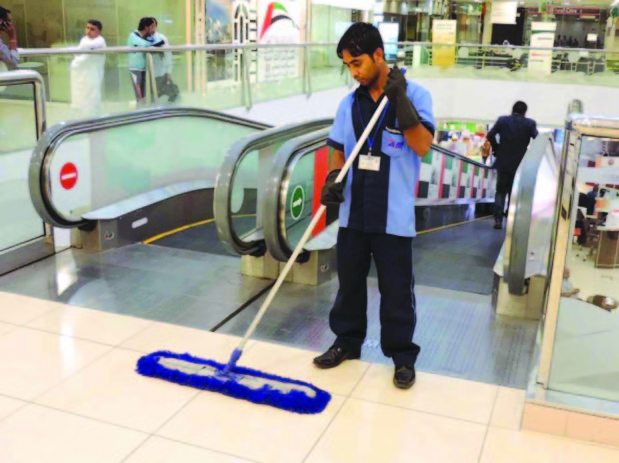 Call goes out to improve working conditions for cleaners