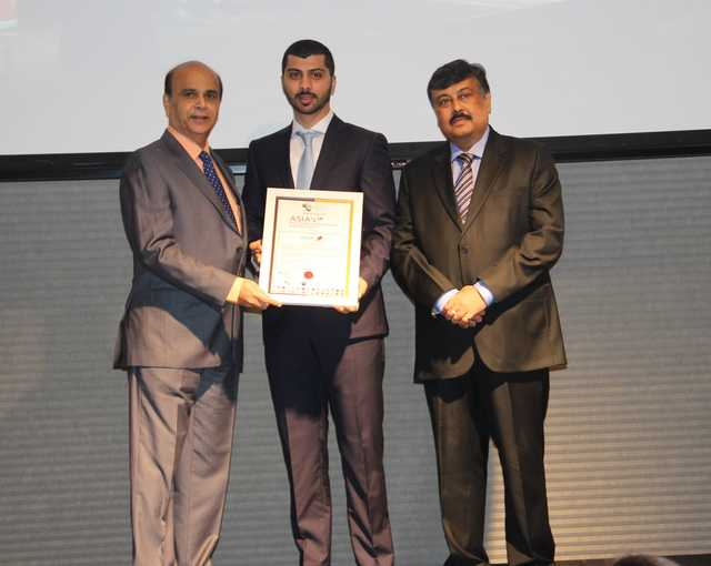 VIVA Bahrain wins prestigious award