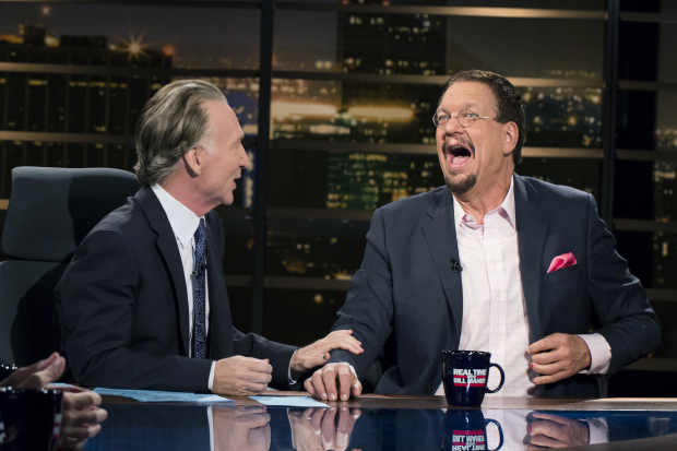 Penn Jillette apologises to Newfoundland for insult comedy