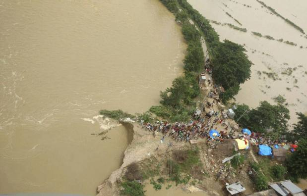 PHOTOS: 88 more die in India floods; situation abates in West Bengal state