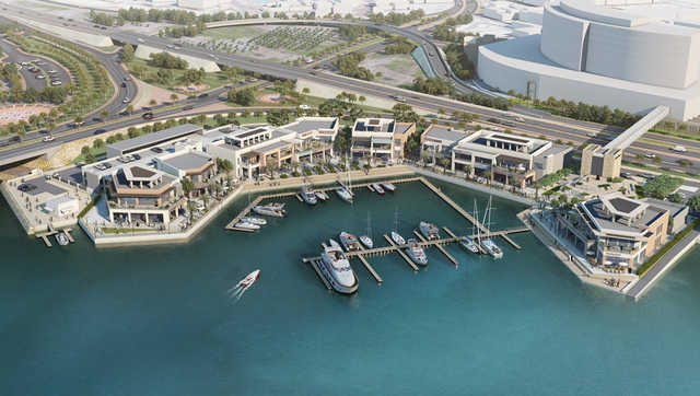 BD45 million waterfront project in Muharraq on fast track