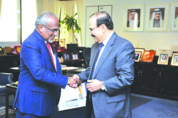 Bahrain Energy Minister backs major Indian convention