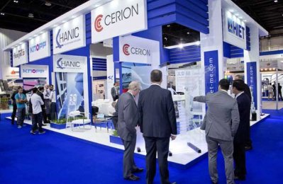 140 top brands to participate at Gulf Glass in Dubai
